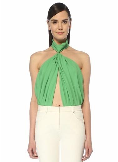 Sara Battaglia Body Yeşil